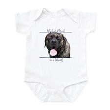 Mastiff 93 Infant Bodysuit