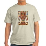 Viracocha Creator God of Tiwanaku T-Shirt