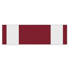 Meritorious Service Medal Bumper Sticker