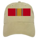 National Defense Service Medal Baseball Cap