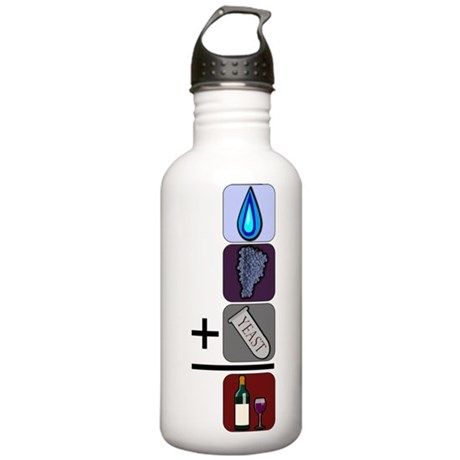 WineFormula.png Stainless Water Bottle 1.0L