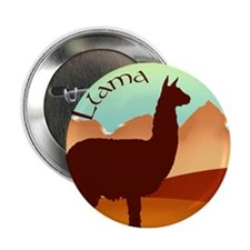 "llamas mt. 2.25"" Button (10 pack)"
