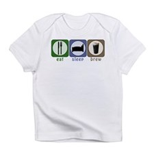 EatSleepBrew.PNG Infant T-Shirt