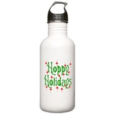 HoppyHolidays.png Water Bottle