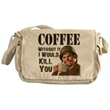 CoffeeKill.png Messenger Bag