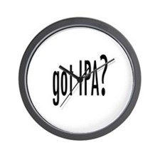 GotIPA.png Wall Clock