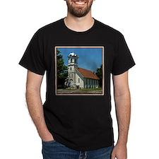 St. Peter's Catholic Church Black T-Shirt