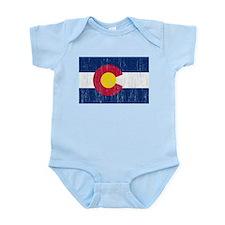 Colorado Flag Onesie