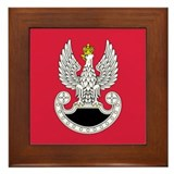 Polish SF Insignia Framed Tile