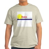 Bradyn Ash Grey T-Shirt