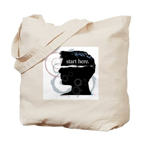 Revolutions Start Here Graphic Tote Bag