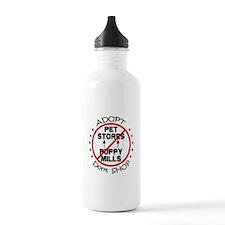 Adopt Don't Shop Water Bottle