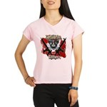 Zombie killer 3 Performance Dry T-Shirt