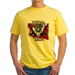 Zombie killer 3 Yellow T-Shirt