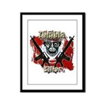 Zombie killer 3 Framed Panel Print