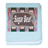 Maternity ~ Sugar Bear baby blanket