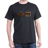 Basket Case Black T-Shirt