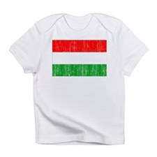 Hungary Flag Infant T-Shirt