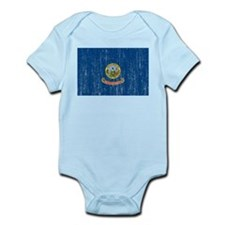Idaho Flag Infant Bodysuit