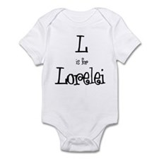 L Is For Lorelei Infant Creeper