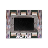 Sugar Bear Picture Frame