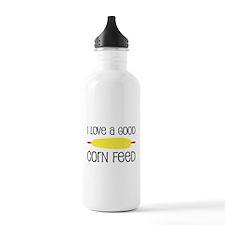Corn Roast BBQ Water Bottle