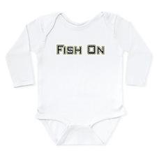 Fish On 2 Body Suit