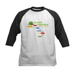 Island Hoppers Kids Baseball Jersey