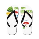 Island Hoppers Flip Flops