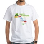 Island Hoppers White T-Shirt