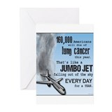 Jumbo Jet Greeting Cards (Pk of 20)
