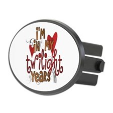 Funny Twilight Years Hitch Cover