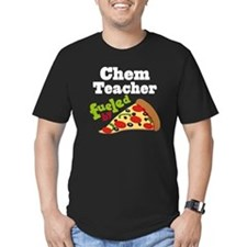 Chem Teacher Funny Pizza T