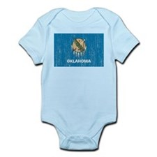 Oklahoma Flag Infant Bodysuit