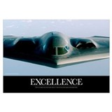 Motivational Poster: Excellence