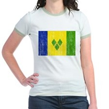 Saint Vincent Flag T
