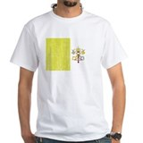 Vatican City Flag Shirt
