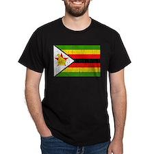 Zimbabwe Flag T-Shirt