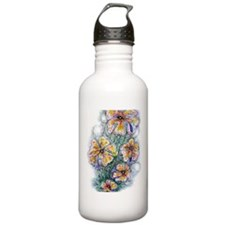 wildflowers Sports Water Bottle
