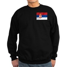 Flag of Serbia Sweatshirt