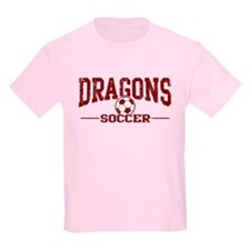 Dragons Soccer T-Shirt