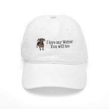 Love My Weiner Cap