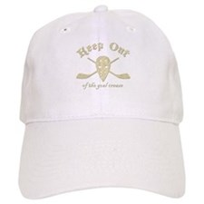 Hockey Goal Crease Baseball Cap