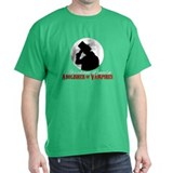 Abraham Lincoln Abolisher of Vampires T-Shirt