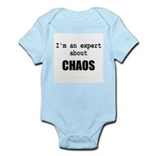 Im an expert about CHAOS Infant Bodysuit