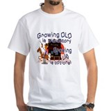 Over-the-hill Growing old Shirt