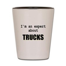 Im an expert about TRUCKS Shot Glass