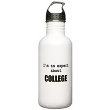 Im an expert about COLLEGE Water Bottle