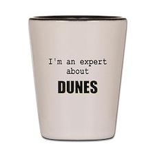 Im an expert about DUNES Shot Glass