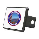 CALIFMASON copy.png Rectangular Hitch Cover